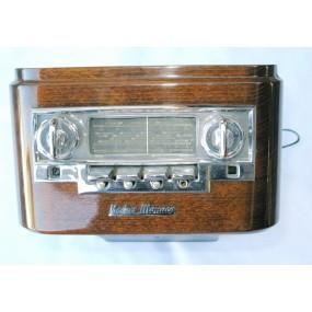Oldtimer Autoradio, Becker Monaco 1954