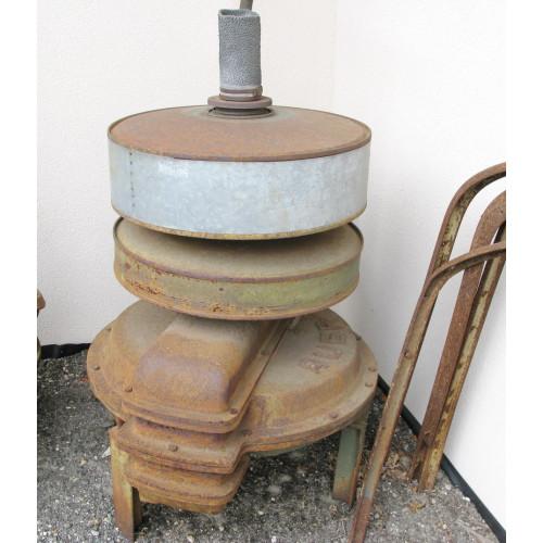 Luftschutzraum - Bunker - Belüfter MR 2400