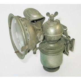 RIEMANN PICCOLO Fahrrad Karbidlampe 20er/30er Jahre