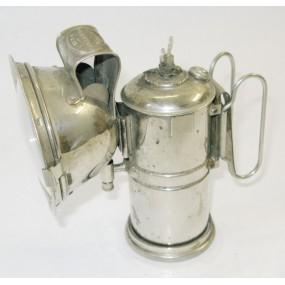 RIEMANN PFADFINDER Fahrrad Karbidlampe 20er/30er Jahre