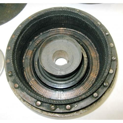 DKW KS 200 Zündung / Zündanlage Lichtmaschine Generator Schwungrad Abdeckung