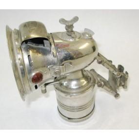 Häckel Fahrrad Karbidlampe 20er/30er Jahre