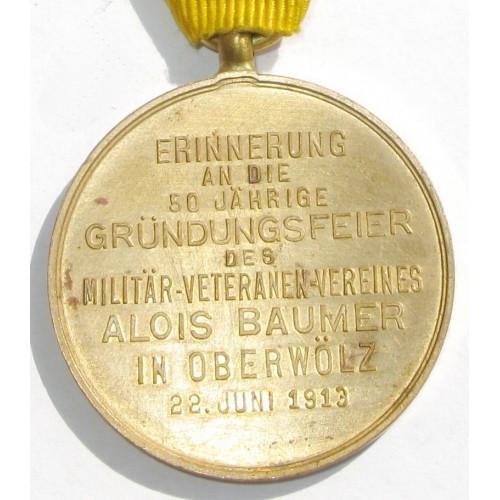 Militär - Veteranen Verein Alois Baumer in Oberwölz