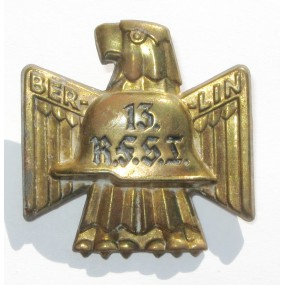 Stahlhelmbund, BERLIN 13. R.F.S.T.