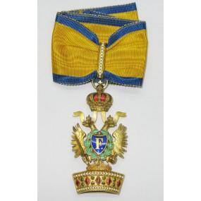 Orden der Eisernen Krone II. Klasse