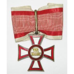 Militärverdienstkreuz II. Klasse