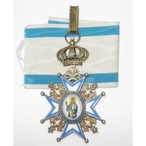 Orden vom heiligen Sava, St. Sava-Orden