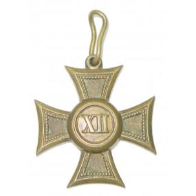 Militärdienstzeichen 1.Klasse für 12 Jahre