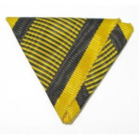 Dreiecksband für Kriegsmedaille 1873