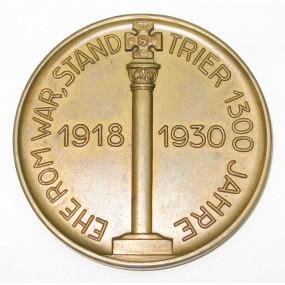 TRIER WIEDER FREI 1930