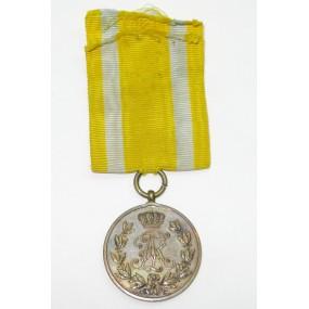Sachsen Königreich Friedrich-August Medaille