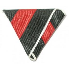Dreiecksband für  Medaille zur Erinnerung an den 1. Oktober 1938