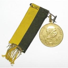 Medaille, Kaisermanöver Klagenfurt 1899