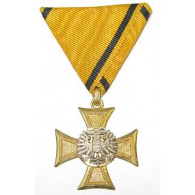 Militärdienstzeichen für Offiziere