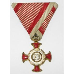Goldenes Verdienstkreuz