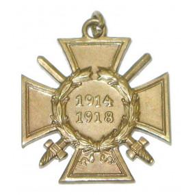 Ehrenkreuz des Weltkrieges 1914-1918