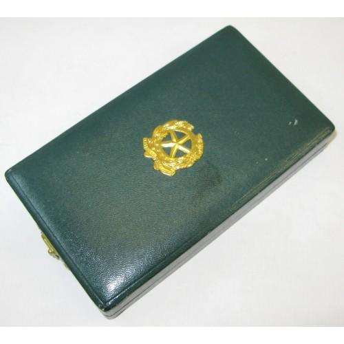 Verdienstorden der Republik Italien - Offizierskreuz