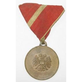 Medaille für Verdienste um den Bundesstaat Österreich (1934 - 1938 )