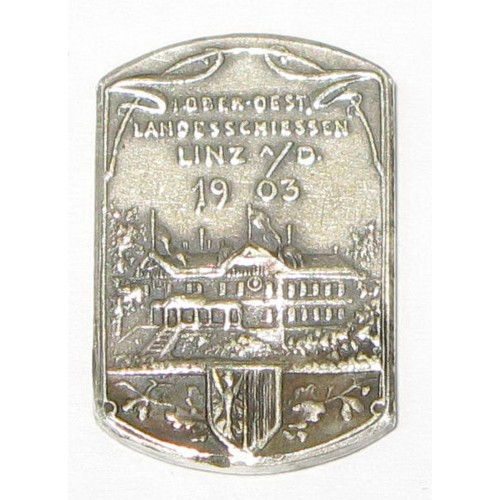 K. u. K. Hoheit Franz Salvator  1. Oberösterreichische Landesschießen Linz A/D 1903
