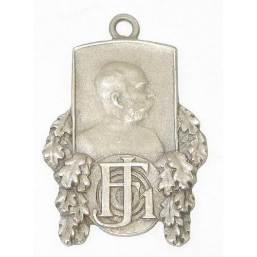 Kaiser Franz Josef I. Schießkurs für Mittelschüler-Bestschießen 13. Juni 1914