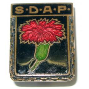 S.D.A.P. Sozialdemokratische Arbeiterpartei