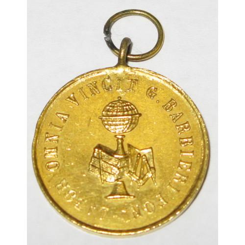 Medaille R. I. Circolo Frentano Larino 1872