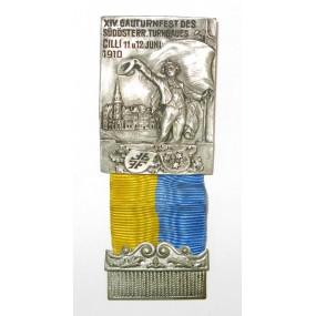 XIV. Gauturnfest des Südösterreichischen Turngaues Cilli 1910