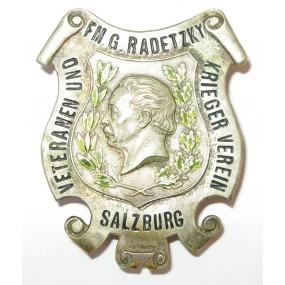 FM G. RADETZKY VETERANEN UND KRIEGER VEREIN SALZBURG