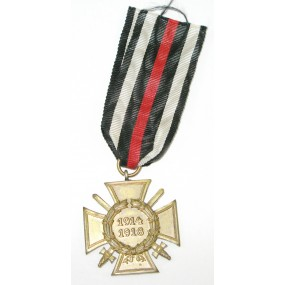 Ehrenkreuz des Weltkrieges 1914 - 1918 Variante Nicht Magnetisch