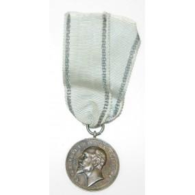 Bulgarische Silberne Verdienstmedaille
