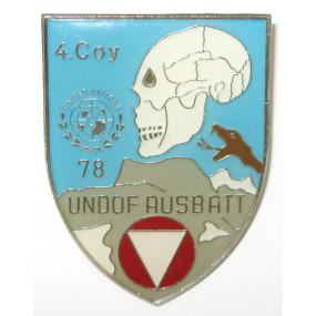 4. Coy UNDOF AUSBATT 78