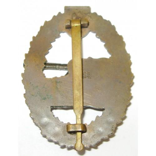 ÖBH Leistungsabzeichen, Panzerfahrer in Bronze