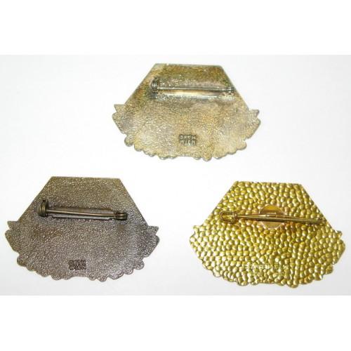 ÖBH - Gefechtsdienst - Leistungsabzeichen Bronze, Silber, Gold