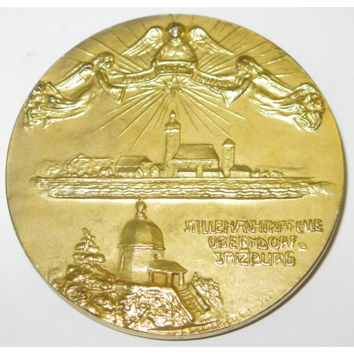 Bronze Medaille von Sepp Piffrader 1948