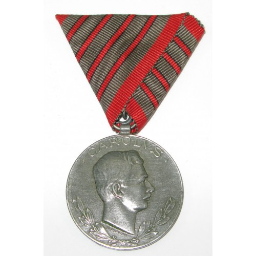 Verwundetenmedaille Kaiser Karl