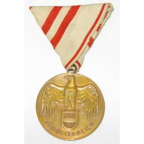 Österreichische Kriegserinnerungsmedaille 1914-1918