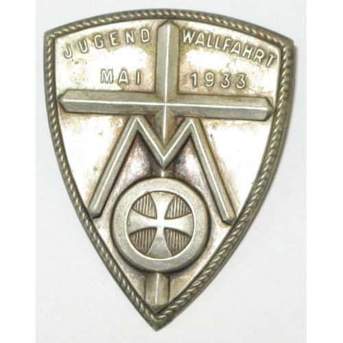JUGEND WAHLFAHRT MAI 1933