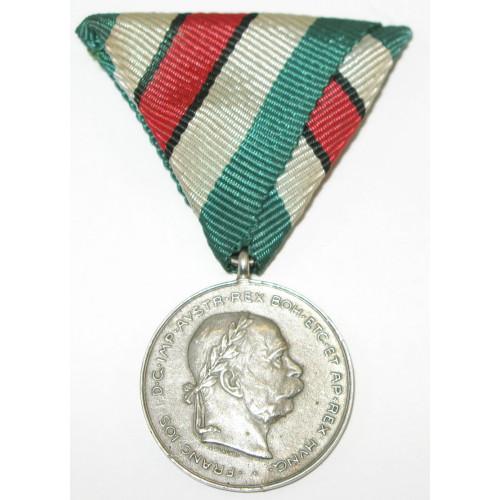Tiroler Landesverteidigungs -Jubiläumsmedaille 1859 - 1909