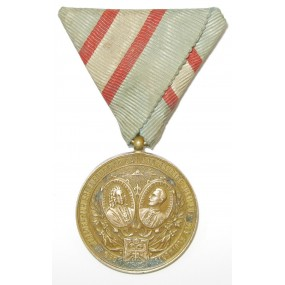 Deutschmeister Regimentsjubiläumsmedaille 1896