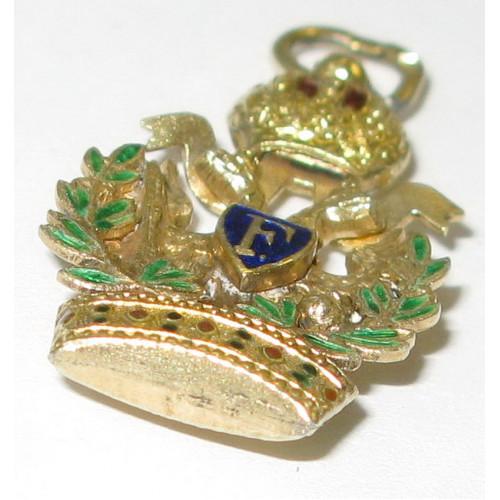 Miniatur zum Orden der Eisernen Krone