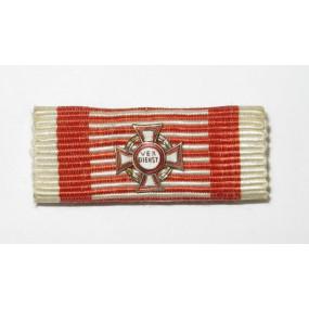 K. u. K. Monarchie -  Kleindekoration - Auflage des Militärverdienstkreuzes