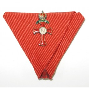 K. u. K. Monarchie - Franz Joseph Orden Kleindekoration - Offizierskreuz