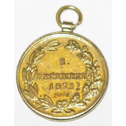 Österreich / K.u.K. Monarchie, Kriegsmedaille 1873