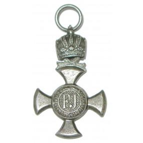 Österreich / K.u.K. Monarchie, Eisernes Verdienstkreuz mit Krone