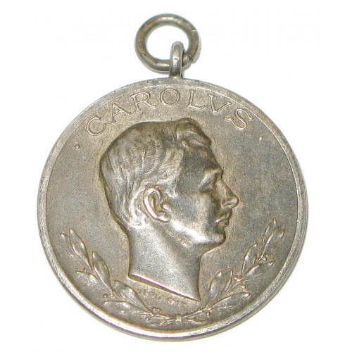 Österreich / K.u.K. Monarchie, Verwundetenmedaille 1917