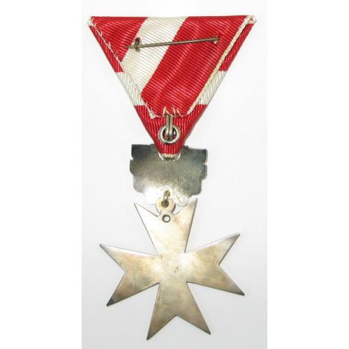 Silbernes Verdienstzeichen der Republik Österreich