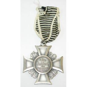 Preußischer Landeskriegerverband Kriegerverein-Ehrenkreuz 2. Klasse