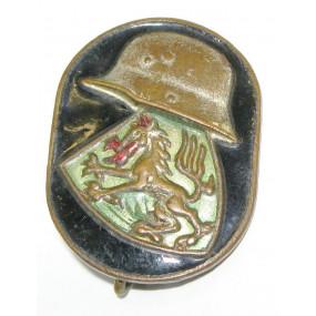 Österreich 1. Republik, Mitgliedsabzeichen der Steirischen Heimwehr