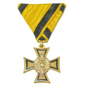 Militärdienstzeichen für Offizier