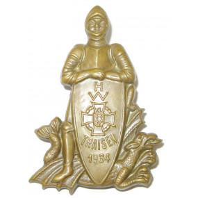 Blechabzeichen, HW - TRAISEN 1936
